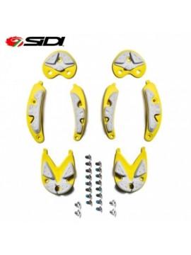 Sidi Nr. 75 Ersatzsohle gelb f. SRS Dragon 3, Spider CC