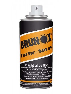 Brunox BRD0,10TS Turbo-Spray 100ml Dose VPE 24er Display