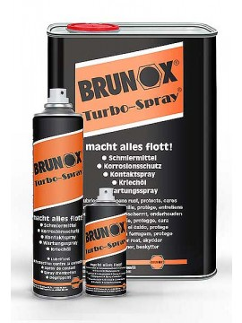 Brunox BR5,00TS Turbo-Spray  5 ltr. Kanister