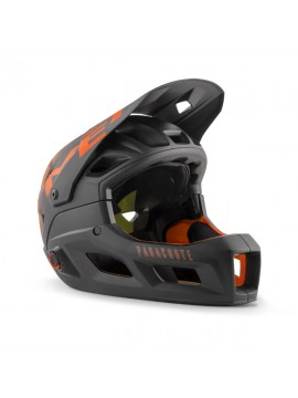 black orange matt