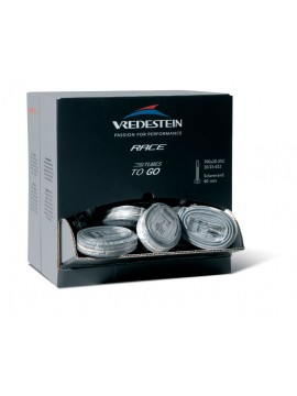 Vredestein Tubes to go 100 Stk. Butyl Display Box 700x20-25c