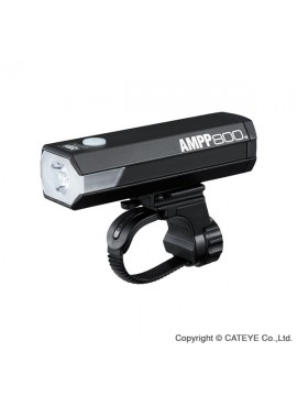 Cateye 5340860 HL-EL088RC AMPP800 Frontlight
