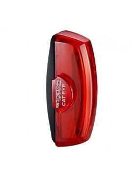 Cateye 5447110 TL-LD710K Rapid X2 Kinetic